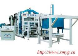 Automatic Concrete Block Machine(China (Mainland))