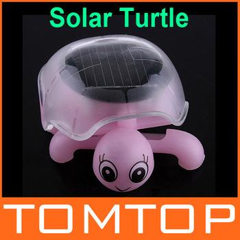 Mini Solar Educational Toy Little Tortoise Turtle Freeshipping Dropshipping wholesale