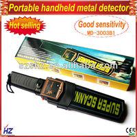 WHOLESALE handheld metal detector- good sensitivity