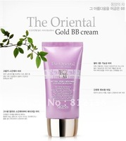 Wholesale The Oriental gold BB cream /Skin Cover BB Cream / SPF25 PA+++ Sun BB Cream 40ml, 6pcs/lot