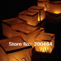 party goods, water lantern 100pcs/lot wholesale Water lanterns ,Candle water lantern ,Floating lantern