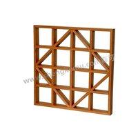 60*25Square wood4 wpc wood copy wood ecological wood waterproof, moistureproof