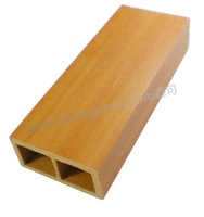 5025 Square wood ecological wood pvc decking