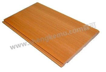195 outside board wpc decking floor waterproof fireproof