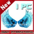 NEW EL Eagles wings sticker EL Panel, car sticker , EL equalizer 65cm*30cm (Music Panel)JZ international