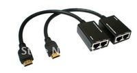 HDMI Cat 5e/6 Balun Extender UTP Ethernet Converter