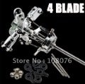1pcs/lot 4 blades Metal trex 450 Rotor Head upgrade