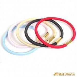 free shipping Wholesale 100pcs=1 bag New Candy Color Rope Elastic Girl's Hair Ties Bands Headband hair Strap Hair Band