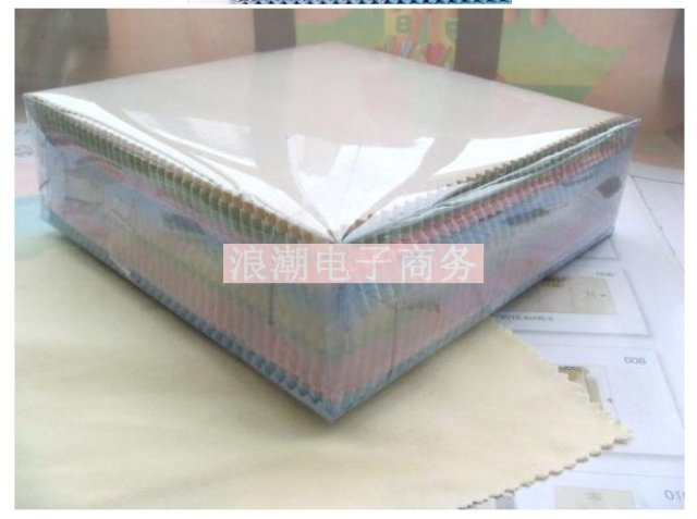 Wholesale retail MICROFIBER CLEANING CLOTH 13X13 DUST WASH GLASS DETAILING AUTO DETAILING GLASSES LCD LED TV CLEANING CLOTH