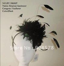 black plastic headband promotion