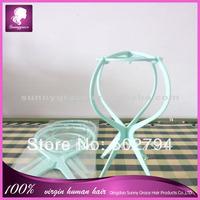 Plastic wig holder /wig stand