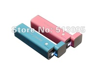 2012 newest private modul! Mobile phone portable power bank with mini speaker function