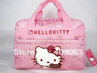 Free shipping!Children's tote bag hello kitty handbag kids' school bag kids satchel messenger bags