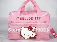 Free shipping!Children's tote bag hello kitty handbag kids' school bag kids satchel messenger bags