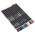 1set 12 Color Cosmetics Makeup Pen Waterproof Eyebrow Eye Liner Lip Eyeliner Pencil#19413(China (Mainland))