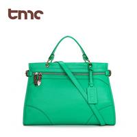New TMC Fashion Women's Retro Concise  OL Totes Messenger Crossbody Shoulder Bag high quality YL090B