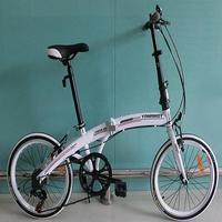 YAMAMOT brand V-brake bike, folding bicycle,speed bike, light and easy to carry, free carry bag.