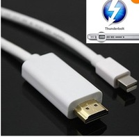 Thunderbolt Mini DisplayPort to HDMI 6ft cable for Mac Pro  For Apple Mac Macbook & Air 1.83M