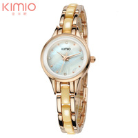 1pc Kimio watch Women 2013, Japan Quartz imitated ceramic watch for lady,FREE SHIPPING