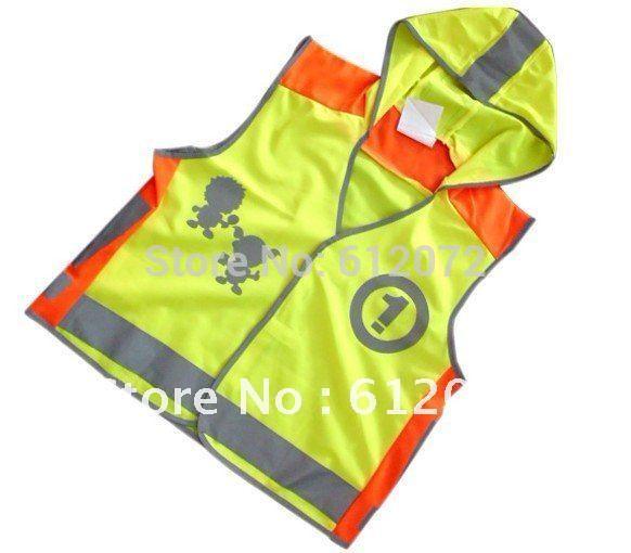 Светоотражающая дорожная одежда EN471