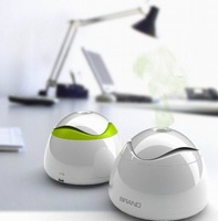 100pcs/ctn Newest Portable Mini USB Humidifier Air Purifier Aroma Diffuser for Home Room Car powered by USB 2 colors mixed