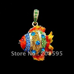 Pen Drive 8gb jewelry fish Usb 2.0 Flash wtih gift box and free shipping(China (Mainland))