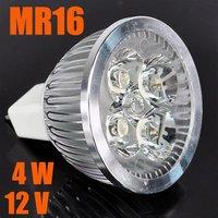 new MR16 4W 12V LED WX-SD13 light bulb lamp Spotlight Warm White energy saving