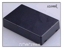(10 pcs) Desk-top Enclosure for electronic meter panel 71*46*18.5mm(China (Mainland))