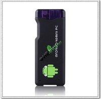 2012 Drop Shipping MK802 Mini PC Mini Android4.0 dongle android IPTV google tv smart android box 1GB DDR3 Rikomagic