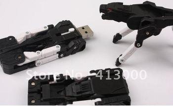 Retail ~ On Salling USB 2.0 Robot Dog USB Flash driver 1GB~16GB USB memory