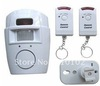New come Home Security Motion Sensor Alarm home alarm with double Remote Control