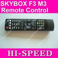 Remote control for Original Skybox F5 F4 F3 M3 Satellite receiver box free shipping post