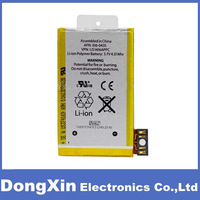 100pcs/lot For iPhone3GS Replacement Battery For iPhone 3GS Batterie Bateria Batterij
