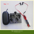 Free shipping 10pcs/lot - 2013 new vision stereo earphone with control talk mic for iphone ipad ipod retail packaging sealed