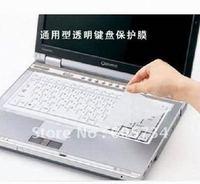 20pcs transparent Keyboard Silicone skin Laptop Keyboard Protector universal Keyboard Cover Skin FREE SHIPPING silicone skin