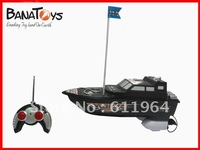 Free shipping! high quality 3 functions remote control boat