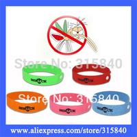 50pcs = 10packs New 2014 Greenluck Mosquito Repellent Bracelet Killer Bangle Wristband Mosquito Bangle -- HAT02 Wholesale