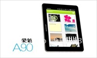 "Ampe A90 Deluxe Metal Shell 9.7"" IPS Tablet PC 16GB Android 4.0 WIFI 1.5GHZ 1GB"