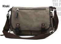2013 fashion men shoulder bag,men Canvas messenger bag,Leisure bag free shipping MB031