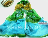 New arrival Korean  Floral scarf  cotton Wholesale  shawls 8 kind colors,10pcs/lot Free shipping