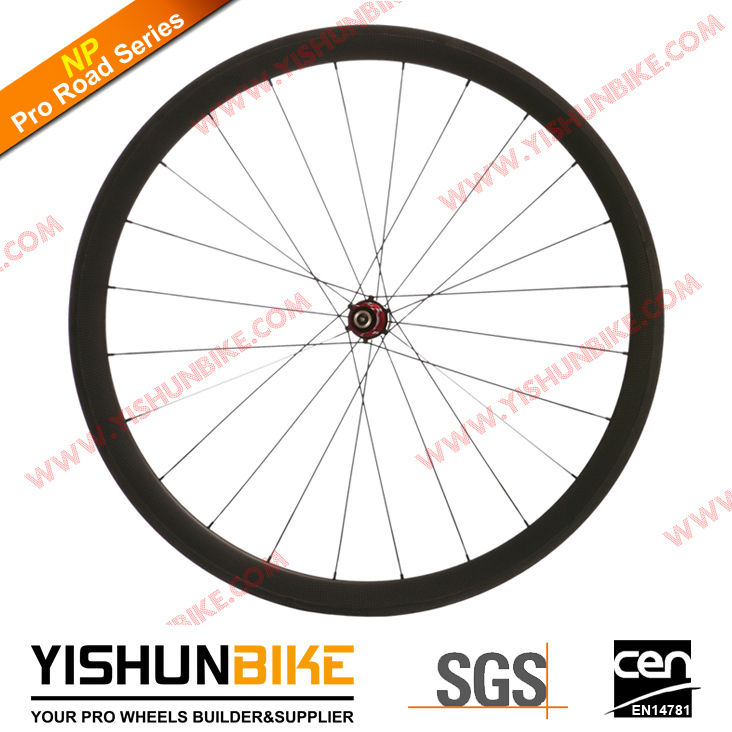 Hot Sale ! 38mm Rear road Tubular Carbon Fiber Wheels, sshimano/campagnolo hubs(China (Mainland))