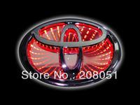 Toyota RAV4 REIZ 3D effect led rear Emblems lighting  LED light, led logo Car Stickercar badge car Emblems