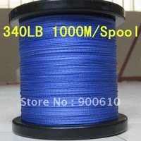 Super Strong 100% UHMWPE 8-Braid Fishing Line 340LB 1.2MM 1000M/Reel Free Shipping