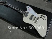 Wholesale - New arrival Custom Synyster Custom guitar White body, Milk white  Electric guitar