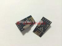 Free shipping! 10PCS/LOT NRF24L01+ wireless data transmission module 2.4G  / the NRF24L01 upgrade version