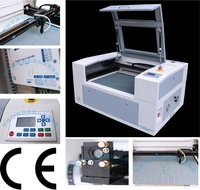 MINI60 CO2 laser machine cutter wood