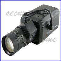 High Resolution SONY OSD Effio DSP CCD HD 700TVL 6-60mm DC Auto lens Security CCTV Box camera