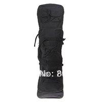 Free Shipping Durable 1M Length High Density Nylon Rifle Case Gun Bag for Outdoor War Game Activities (Black)