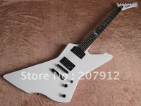 E SP James Hetfield Signature Snakebyte Electric Guitar Snow White with Ebony fretboard,Active Pickups New Arrival