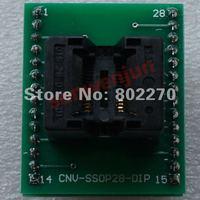 ADP-070 CNV-SSOP-8 TSSOP8-DIP8 OTS-28-0.65-01 ZIF Adapter